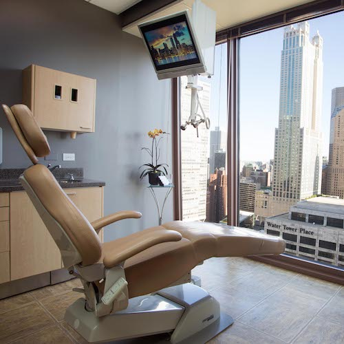 Check out our Chicago dentists view
