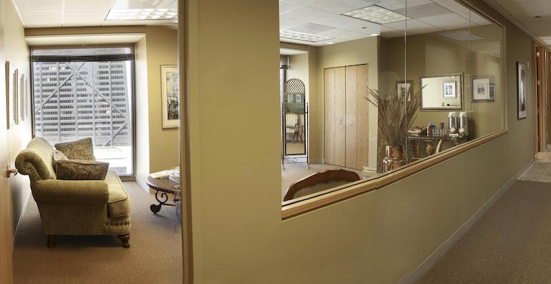 A beautiful office from one of the top Chicago dentists